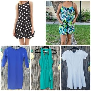 Forever 21 summer dress bundle size small